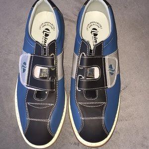 Linds Monarch V-Strap Men's Bowling Rental Shoes